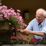 Oasis in the city for retired priests