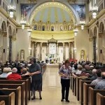 Holy Cross parishioners upset by media announcement of plan