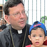 Bishop Piché extends greetings from archdiocese