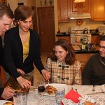 What's cooking? Parish dinner parties