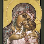 Basilica features icon art