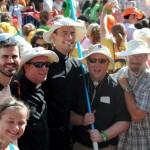 WYD: Close encounter of the papal, faithful kind