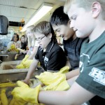 Locally grown: Hill-Murray students connect with area farmers