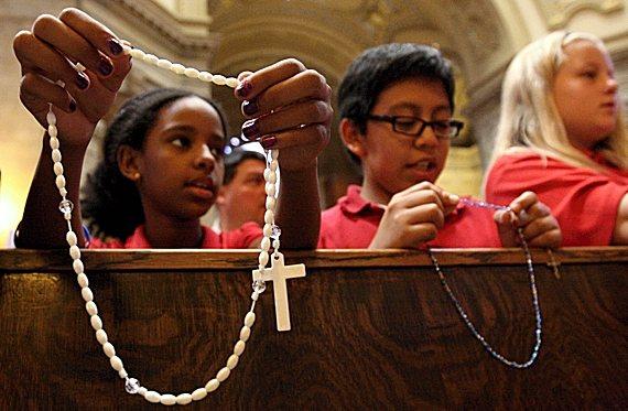 Rosary Pilgramage