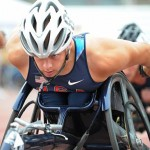 Paralympian credits family, Catholic school for his success as athlete