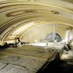 Sacristy renovation