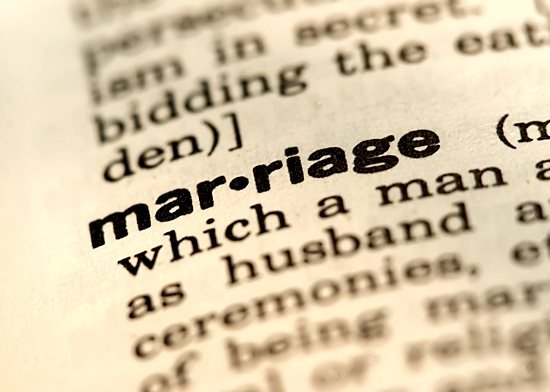 What Happens If Marriage Is Redefined