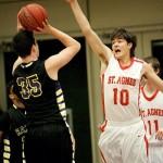 Catholic Spirit Christmas Basketball Tournament — Day 1 results