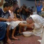 Pope Francis changes Holy Thursday plans to celebrate Mass in prison