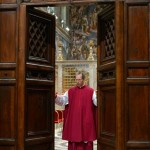 Cardinal Dolan shares conclave experience