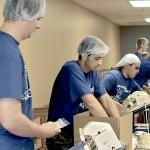 SPO program offers service day to help needy