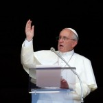 Pope denounces 'poison' of consumerism in 'society based on profit'
