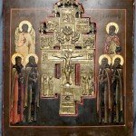 Sacred art exhibit spans seven centuries