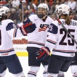 Minnesota hockey Olympian connects faith and competition