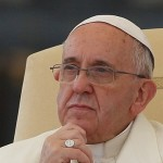 In homily, pope compares vain Christians to soap bubbles, peacocks