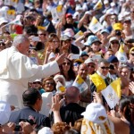 High youth unemployment rates are 'defeat' for society, pope says