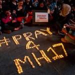Pray 4 MH17