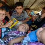 Pope to send envoy to Christians forced from their homes in Iraq