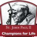 St. John Paul II Champions for Life winners named