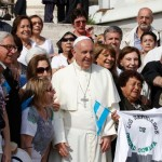 Pope: Use gifts to benefit church, not create division, envy, annoyance