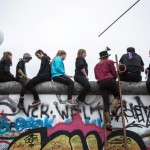 German church commemorates 25th anniversary of fall of Berlin Wall