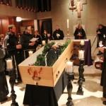 Prayerful farewell to Brother Paul