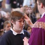 Lent begins