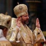 Ukrainian Catholic leader invites pope, says visit could bring peace