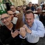 Via Dolorosa pilgrims accept uncertainty about Jesus' exact route