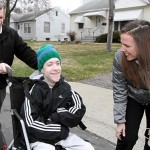 For family of disabled teen, daily struggles teach 'incredible love'