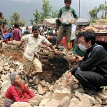 In Nepal, fresh quake rattles confidence