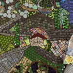 Mary in mosaics on exhibit at Basilica of St. Mary