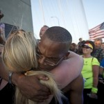 People express heartache, outrage as they mourn shooting victims