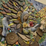 Q & A with 'Mary in Mosaics' artist