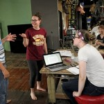 A ticket to hell: Dante's 'Inferno' inspires Fringe show