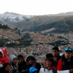 Arriving in Bolivia, pope insists on church's role in public life
