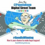 'Good Is Winning' social media effort gears up for Pope Francis' visit