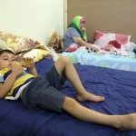 In message to Iraqi refugees, pope condemns world's silence