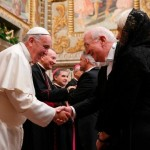 Ambassador expects pope to challenge Americans to live nation's ideals