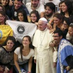 Balanced life includes time for family, work, prayer, pope says