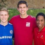 Brand new ballgame: 72 men start lives as seminarians in Rome
