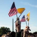 At White House, hours in line for brief welcoming ceremony