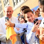 Memory and motion: Pope Francis shows Americans who he really is