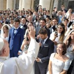 Everyone has a guardian angel to protect, guide in life, pope says